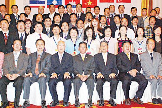盘谷银行参加中国东盟经贸论坛蔡伟才总经理应邀出席论坛并发表专题演讲