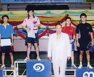 「乒乓歌舞艺术慈善晚会」廿二日举行管木大使及多位侨团首长将出席晚会杨荣丰理事长及诸位筹委为晚会安排系列精彩节目