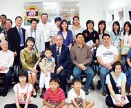 福建商会语言培训中心正式开班
