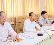 普宁白沙陇乡亲会召开会员大会定于三月七日中午假潮馆举行新春联欢会