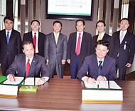 泰华农民银行与中国民生银行签署合作备忘录联结双方网络提供跨境金融服务