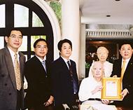 拳拳赤子心悠悠故乡情泰国中国商会荣誉主席余木泉先生的「中国」情结